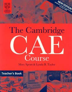 Cambridge CAE Course TB