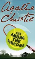 Cat Among Pigeons (Christie, A.)
