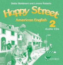 American Happy Street 2 Audio CDs /2/ (Bowler, B. - Roberts, L.)