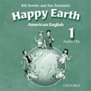 American Happy Earth 1 Audio CDs /2/ (Bowler, B. - Roberts, L.)
