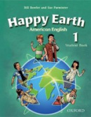 American Happy Earth 1 Student's Book + MultiROM (Bowler, B. - Roberts, L.)