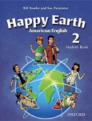 American Happy Earth 2 Student's Book + MultiROM (Bowler, B. - Roberts, L.)