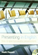 Presenting in English (Powell, M.)