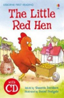 First Reading 3: The Little Red Hen + CD (Davidson, S.)