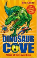 Attack of the Lizard King (Dinosaur Cove) (Stone, R.)