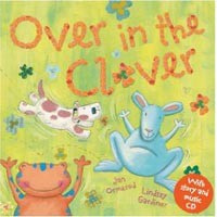Over in the Clover + CD (Ormerod, J. - Gardiner, L.)