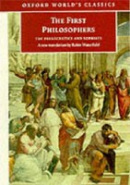 First Philosophers: The Presocratics and Sophists (Oxford World's Classics) (Waterfield, R.)