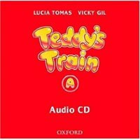 Teddy's Train B CD (Tomas, L. - Gil, V.)
