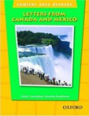 Content Area Readers - Letters from Canada and Mexico (Kauffman, D.)