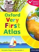 Oxford Very First Atlas (2011 Edition) (Wiegand, P.)