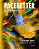 Pacesetter Pre-Intermediate Student's Book (Strange, D. - Hall, D.)