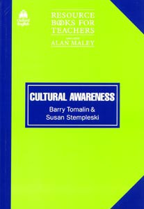 Resource Books for Teachers - Cultural Awareness (Tomalin, B. - Stempleski, S.)