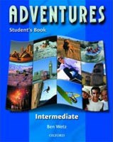 Adventures Intermediate Student's Book (Wetz, B.)
