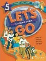 Let's Go 3rd Edition 5 Student Book with CD-ROM Pack (Nakata, R. - Frazier, K.)