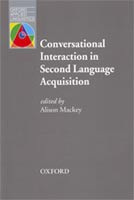 Oxford Applied Linguistics - Conversational Interaction in Second Language Acquisition (Mackay, A.)