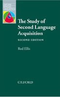 OAL The Study of Second Language Acquisition, 2nd Ed (Ellis, R.)