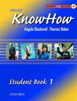English KnowHow 1 Student's Book + CD (Blackwell, A. - Naber, F.)