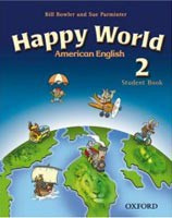 American Happy World 2 Student Book (Bowler, B. - Parminter, S.)