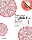American English File 1 Workbook with Multi-ROM Pack (Oxenden, C. - Seligson, P.)
