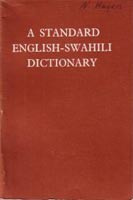 Standard English-Swahili Dictionary (Williamson, J.)