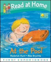 Read at Home: 1st Experiences - At the Pool (Hunt, R. - Young, A.-M. - Brychta, A. (ill.))