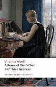Room of One's Own and Three Guineas (Oxford World's Classic) (Woolf, V.)