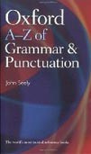 Oxford A-Z of Grammar and Punctuation (Oxford Paperback Reference) (Seely, J.)