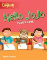 Hello JoJo Pupil's Book (Simmons, N.)