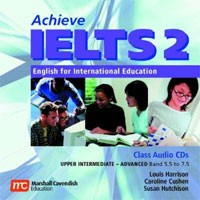 Achieve IELTS (Upper-intermediate / Advanced) CD (Harrison, L. - Cushen, C.)