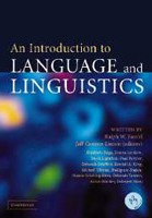 An Introduction to Language and Linguistics (Fasold, R. - Connor-Linton, J.)