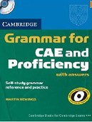 Cambridge Grammar for CAE and Proficiency with Answers + CD (Hewings, M.)