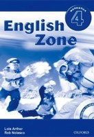 English Zone 4 Workbook with CD-ROM Pack (Nolasco, R.)