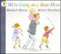We're Going on a Bear Hunt (Rosen, M. - Oxenbury, H.)