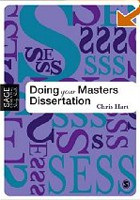 Doing Your Masters Dissertation (Essential Study Skills series) (Hart, Ch.)