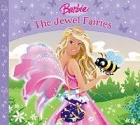 The Jewel Fairies (Barbie Story Library)