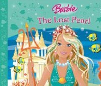 The Lost Pearl (Barbie Story Library)