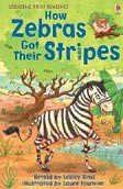 First Reading 2: How Zebras Got Their Stripes (Sims, L.)