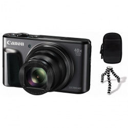 CANON PowerShot SX720 HS čierny Travel Kit