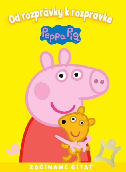 Od Rozprávky K Rozprávke Peppa Pig 1 Akosť Kolektív
