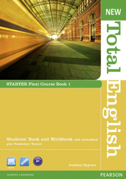 New Total English Starter Flexi Coursebook 1 Pack (Hall, D. - Foley, M.)