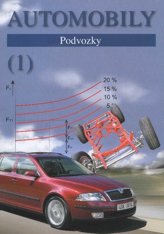 Automobily (1) - podvozky (Zdeněk Jan)
