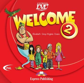 Welcome 2 DVD PAL (Virginia Evans, Elizabeth Gray)