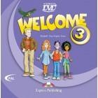Welcome 3 DVD PAL (Virginia Evans, Elizabeth Gray)