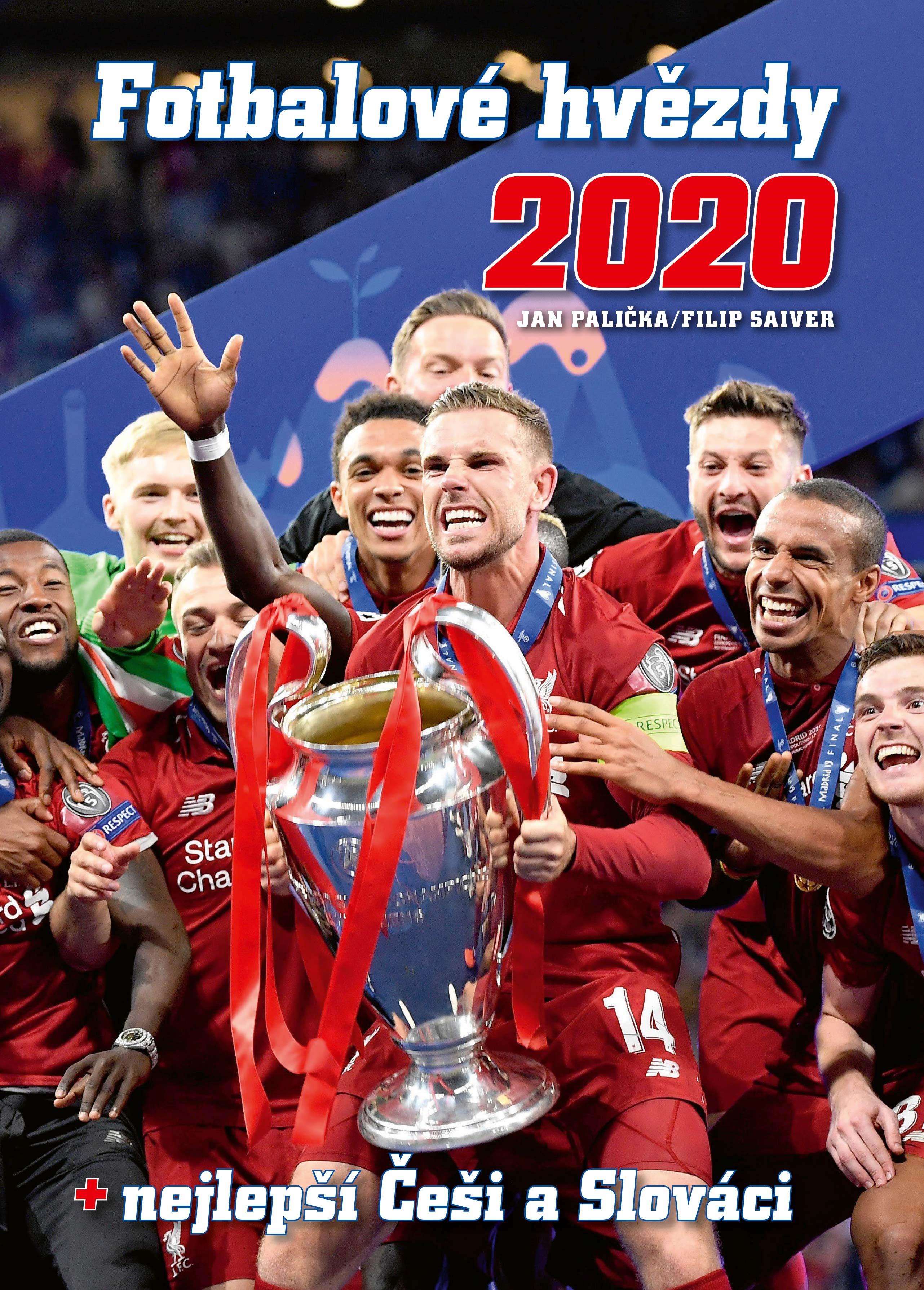 Fotbalové hvězdy 2020 (Filip Saiver, Jan Palička)