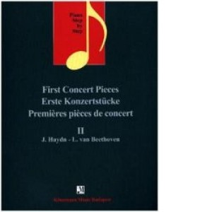 Piano Step by Step  First Concert Pieces II