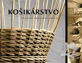 858ba2908 Košikárstvo (Peter Juriga) > kniha | PreSkoly.sk