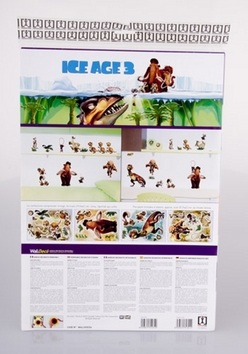 Ice Age walldecor A3