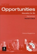 New Opportunities Elementary Teacher's Book with Test Master CD-ROM (Harris, M.)