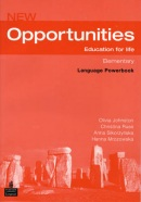 New Opportunities Elementary Powerbook + CD-ROM (Harris, M. - Mower, D.)
