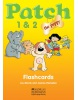 Here´s Patch The Puppy 1 + 2 Flashcards (Morris, J. - Ramsden, J.)